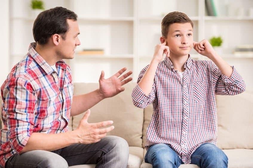 problemas en la adolescencia | Paradoxo
